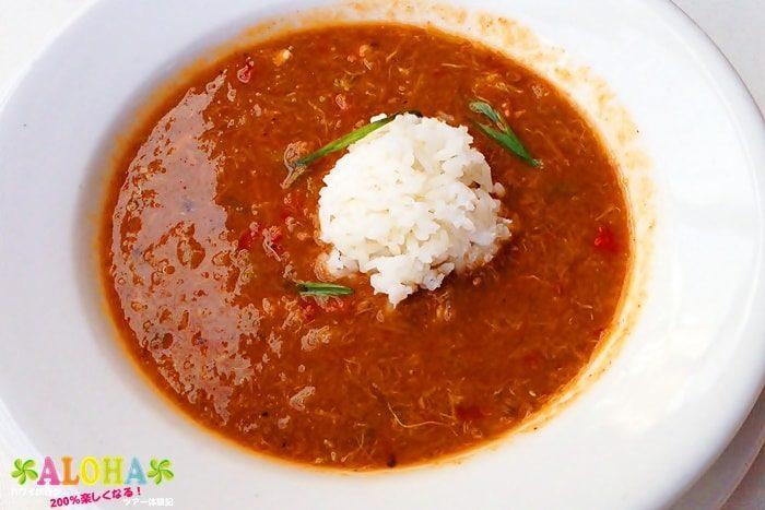 ガンボスープの画像