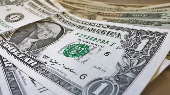1ドル紙幣