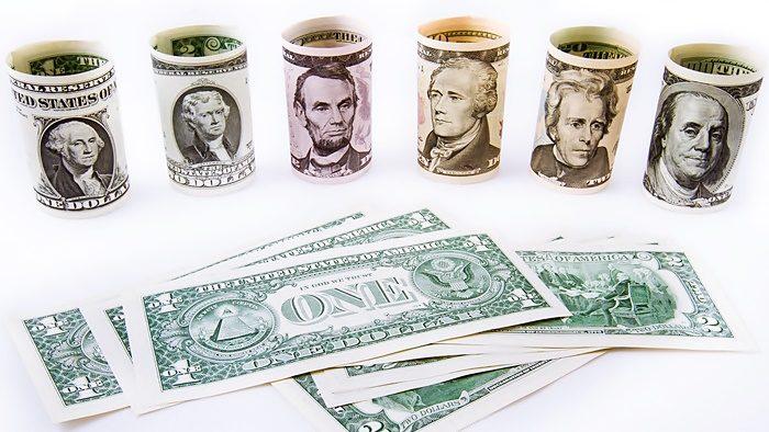 ドル紙幣サンプル