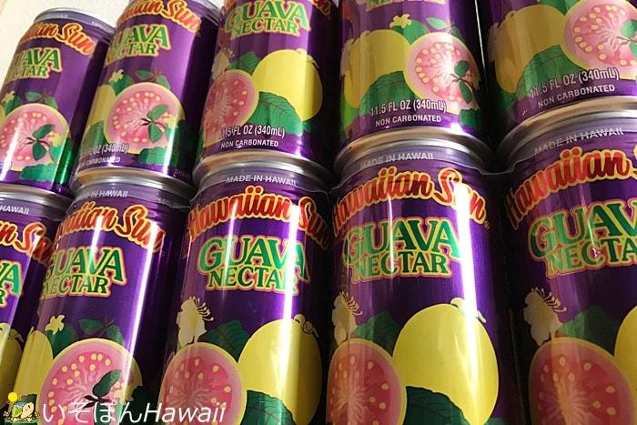 ハワイアンサンのグァバネクター1
