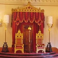イオラニ宮殿ツアーイメージ