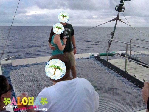 マイタイ・カタマラン号サンセットクルーズ画像2