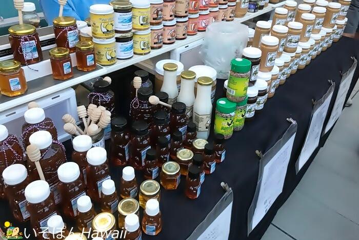 ハチミツとジャムの店